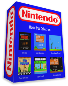 Mario bros collection