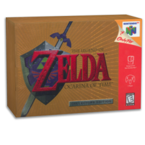 zelda collection: ocarina of time