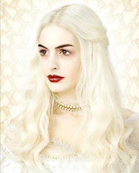 La reina albina